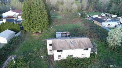 9801 Sheridan Ave S Tacoma, Dry 2 Acres zoned MSF w/older
