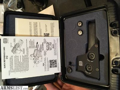 For Sale: Eotech