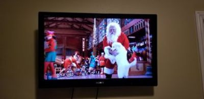 "Sony Bravia 32"" LCD flat Screen TV"
