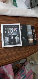 House of Cards Seasons 1-4