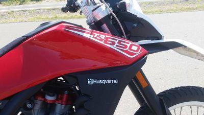 2013 Husqvarna TR 650 TERRA