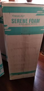 "10"" Queen, full and twin Mattress available (New in box)"
