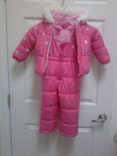 Child snow suit