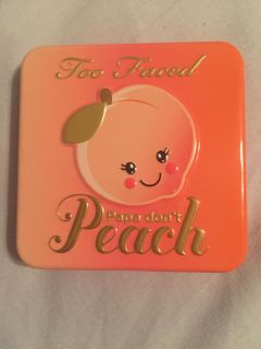 Too Faced blush, never used