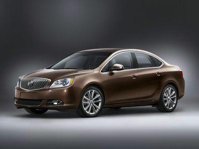 2015 Buick Verano Convenience Group (Quicksilver Metallic)
