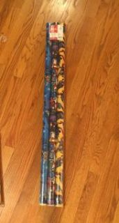 DC Comics Wrapping Paper