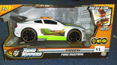 Road Rippers Skidders Ford Mustang