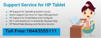 HP Tablet Support Number +18443555111, Repair HP Tablet