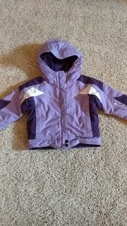 Columbia 2t winter coat