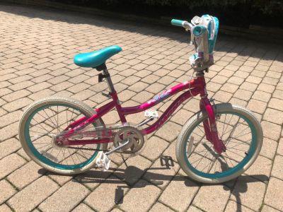 Girls 20 bike