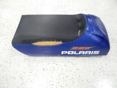 "Buy POLARIS SNOWMOBILE 2002 RMK 600 136"" SEAT 2682778 motorcycle in Kaukauna, Wisconsin, United States, for US $125.00"