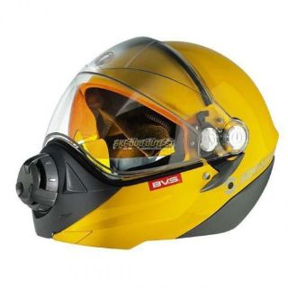 Sell Ski-Doo BV2s Helmet - Gloss Yellow motorcycle in Sauk Centre, Minnesota, United States, for US $449.99