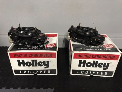 Holley Dominator Carburetors