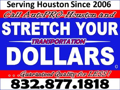 Electrical | Transmission | Engine | Maintenance and Repair Houston | Katy | Spring Branch | TX