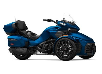 2018 Can-Am Spyder F3 Limited Trikes Motorcycles Grantville, PA