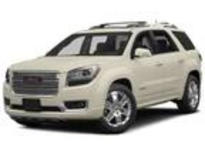 Used 2014 GMC Acadia For Sale