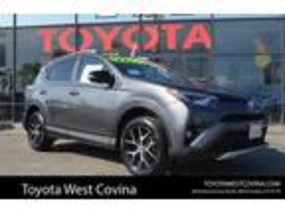 Used 2016 Toyota RAV4 Magnetic Gray Metallic, 29.2K miles