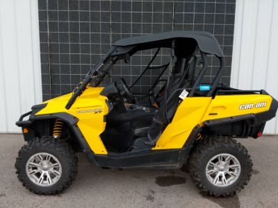 2012 Can-Am Commander 800 XT Side x Side Utility Vehicles Rapid City, SD
