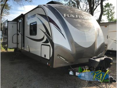 2017 Cruiser Fun Finder Signature Edition F-319RLDS