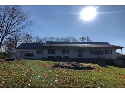 3 Bed 2 Bath Foreclosure Property in Laurel, IN 47024 - Old Us Highway 52