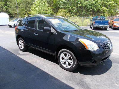 2010 Nissan Rogue S (Black)