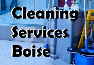 Cleaning Services Boise