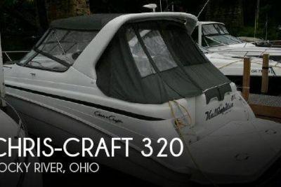 1999 Chris Craft 320