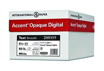White Copy/Printer Paper 8.5 X 11 60lb - Regular price $125+