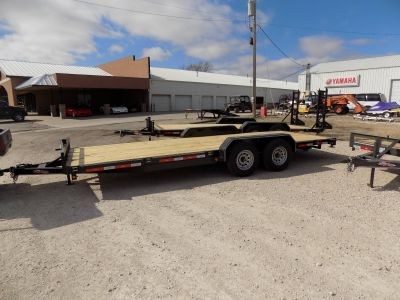 2018 Other 83X20 EQUIPMENT TRAILER Trailer Trailers Chanute, KS