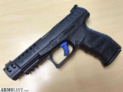 For Sale: NEW Walther PPQ Q5 Match 9MM