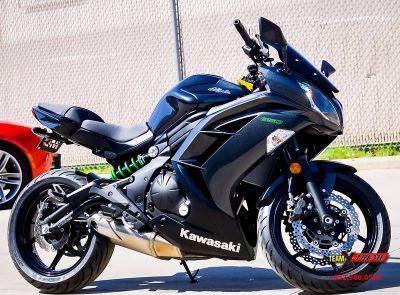 2016 Kawasaki Ninja 650 Sport Motorcycles Houston, TX