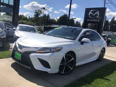 2018 Toyota Camry XSE V6 ALLOY WHEELS, PANORAMIC GLASS ROOF, LEATHER SEATS