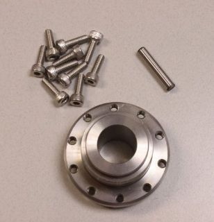 Purchase Lingenfelter 10 bolt LSA & LS9 pulley hub kit for ZR1 Corvette CTS-V ZL1 Camaro motorcycle in Fort Wayne, Indiana, United States, for US $59.95