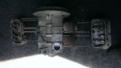 Purchase VW BEETLE DUAL PORT ENGINE FOR PARTS motorcycle in New Albany, Indiana, United States