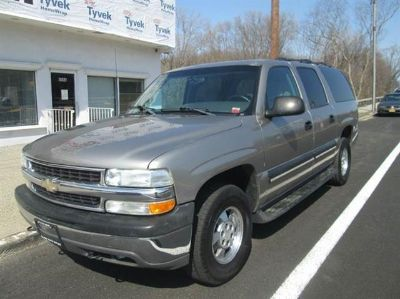 2003 Chevrolet Suburban 1500 (Sandalwood Metallic)
