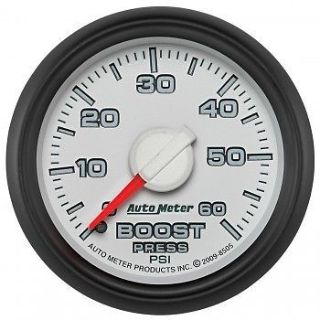 Sell AutoMeter Gauge, 2 1/16in, Boost, Mechanical, 60psi, Ram Gen 3 - 8505 motorcycle in Ogden, Utah, United States, for US $82.95