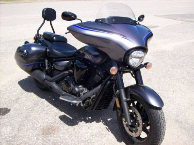2016 Yamaha V Star 1300 Deluxe Cruiser Motorcycles Wisconsin Rapids, WI