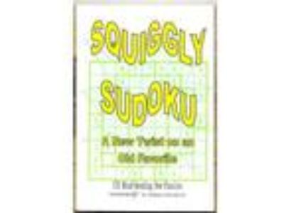 Squiggly Sudoku Book 2016 by Anthony Zouvelos