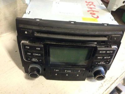 Buy AM FM CD PLAYER HYUNDAI SONATA 2011 P/N 961803Q0014X OEM TESTED motorcycle in Lyles, Tennessee, US, for US $99.00