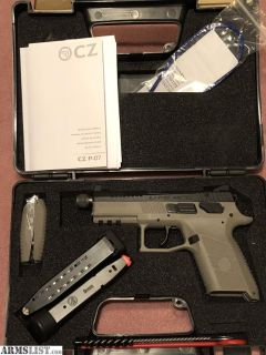 For Sale/Trade: CZ P-07
