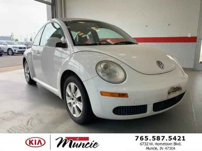 Used 2009 Volkswagen New Beetle 2dr Auto