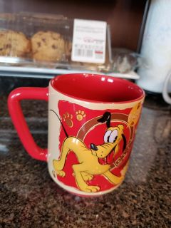 Pluto Coffee Cup