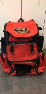 Boombuh softball backpack