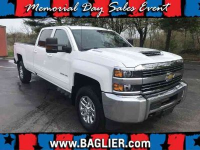 2018 Chevrolet Silverado 3500HD Duramax LT Long Bed Premium Cloth Engine Brake
