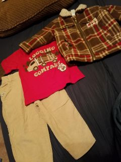 Kids play outfit SIZE 18 months