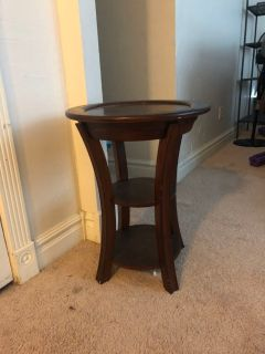 End table $15
