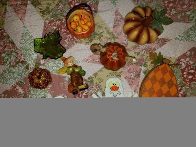 FALL DECORATIONS / for all items