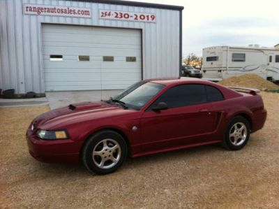 MUSTANG  40TH ANNIVERSARY EDITION  1 OWNER