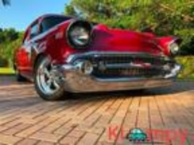 1957 Chevrolet Bel Air/150/210 400 turbo trans