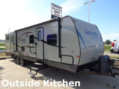 2016 Keystone Sprinter Campfire Edition 31BH